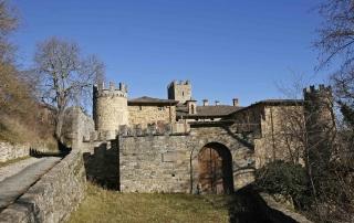 Castelcorniglio Ingresso