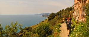 Un percorso mozzafiato da Levanto a Monterosso