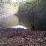 Lago tra le creste del M.Barigazzo