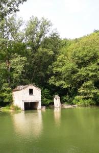 Lago in Val Pessola e