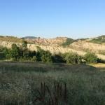 Calanchi di Serravalle