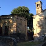 Chiesa e battistero di Serravalle