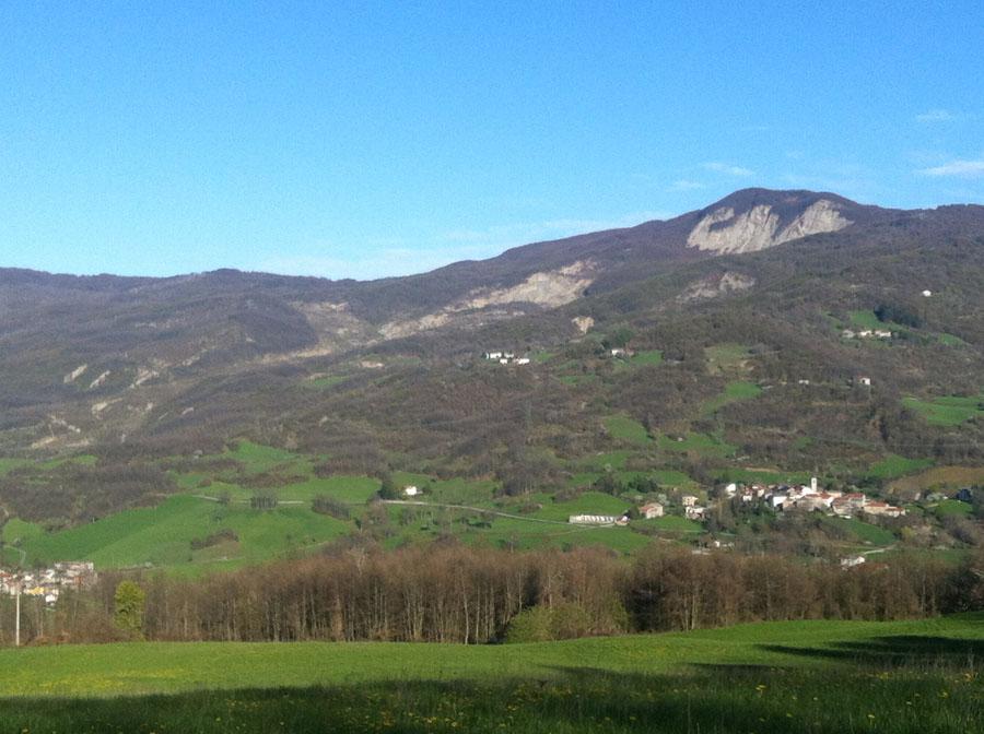 Fugazzolo e Mte Cervellino