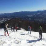 Verso la cima del M.Pelpi