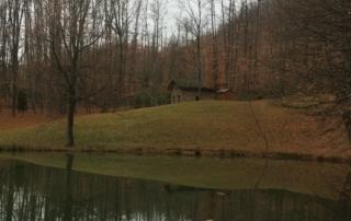 Lago e Baita di Tradosso