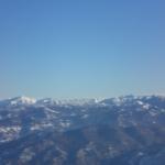 Parco Nazionale visto dalla vetta del Barigazzo