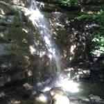 Dettaglio cascata
