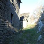 Il villaggio in pietra di Monastero