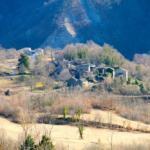 Vista sui villaggi longobardi della Val Noveglia