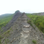 Vista sulla cresta Difficile