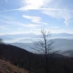 Panorama dall'antecima del M.Dosso