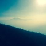 Dal M.Santa Cristina guardando verso la Valceno
