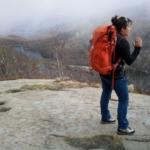 panorami glaciali su rocce montonate