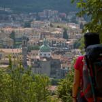 Panorama su Pontremoli