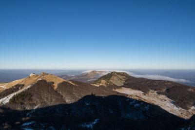 Monte Bue e Monte Nero