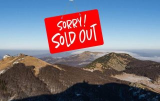 Monte Nero Monte Bue Lago Nero - sold out