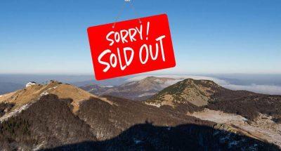 Monte Nero Monte Bue Lago Nero - sold out