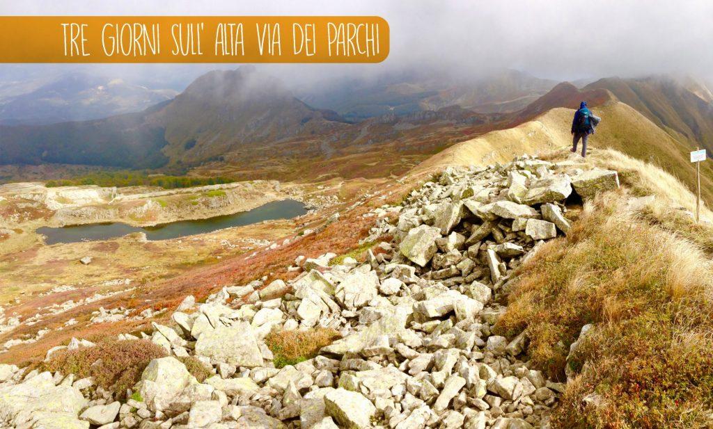 Tre giorni sull'Alta Via dei Parchi - Trekking Taro&Ceno