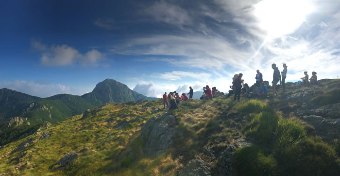 Il sentiero segreto del Monte Penna